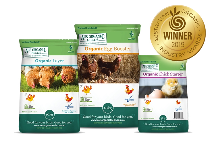 Our award-winning Poultry Range